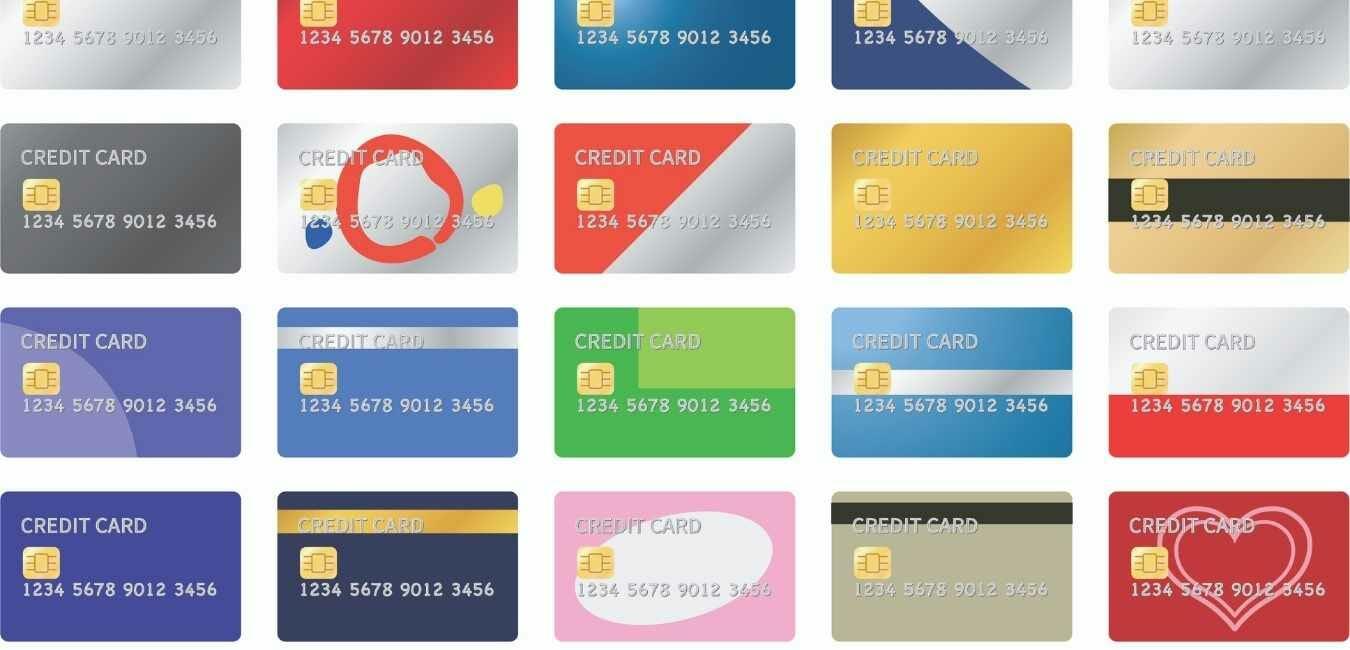 クレジットカード 種類