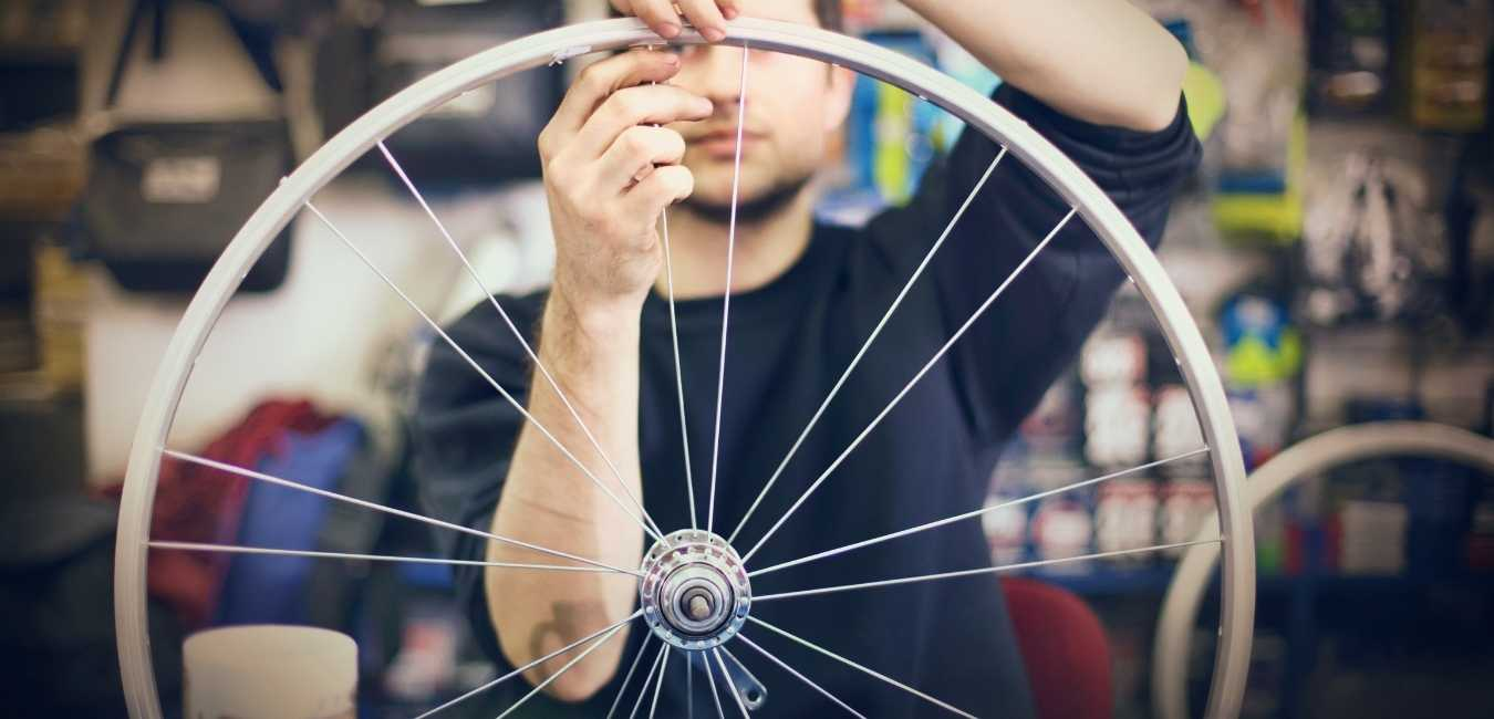 自転車屋 (2)